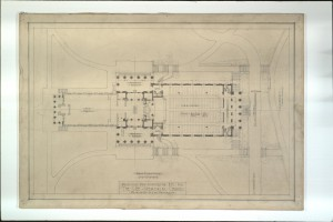 Cathedral Floor Plan